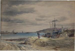 Sam Bough Painting