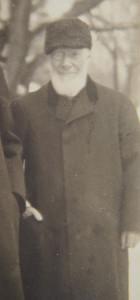 Reverend John Gray