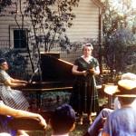 Margaret Macleod Sings Robert Burns, June 1955