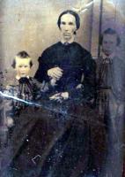 Margaret Watt Rutherford with Children