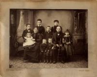 Mary McLeod Thomas McKean Family