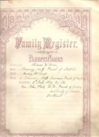 McLeod McKean Family Register