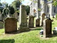 McLeod headstones Rhu cemetery