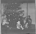 From Left: Garrard, George, David, Robert Macleod NYC