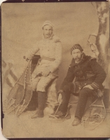 George Duncan McLeod and William Rutherford McLeod